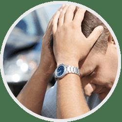 auto injury home page symptom