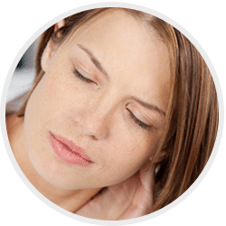 neck pain home page symptom